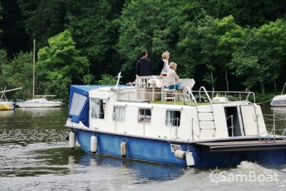 Vermietung Hausboot Socorel mit Führerschein