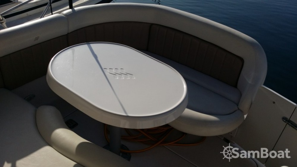 Motorboot mieten in Ajaccio - Four Winns Vista 248
