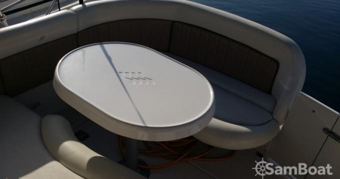 Vermietung Motorboot Four Winns mit Führerschein