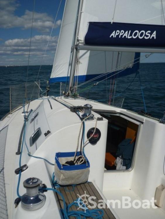 Segelboot mieten in Argelès-sur-Mer - Bénéteau First 31.7