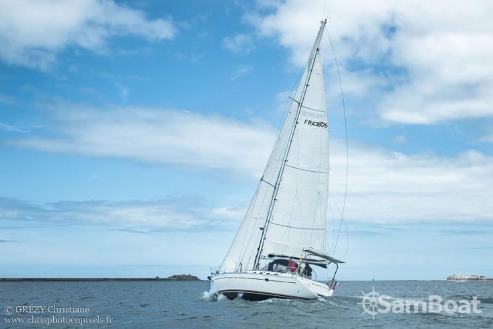 Segelboot mit oder ohne Skipper Dufour mieten in Cherbourg-en-Cotentin