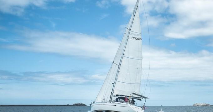 Segelboot mieten in Cherbourg-Octeville - Dufour Dufour 50 Classic