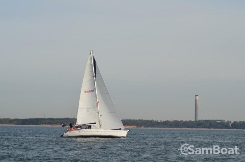 Segelboot mieten in Cherbourg-en-Cotentin zum besten Preis