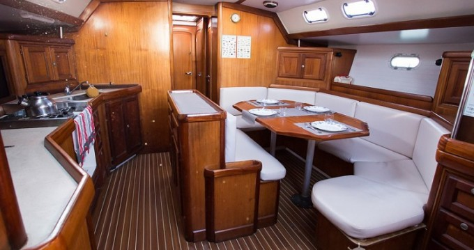 Yacht-Charter in Cherbourg-Octeville - Dufour Dufour 50 Classic auf SamBoat