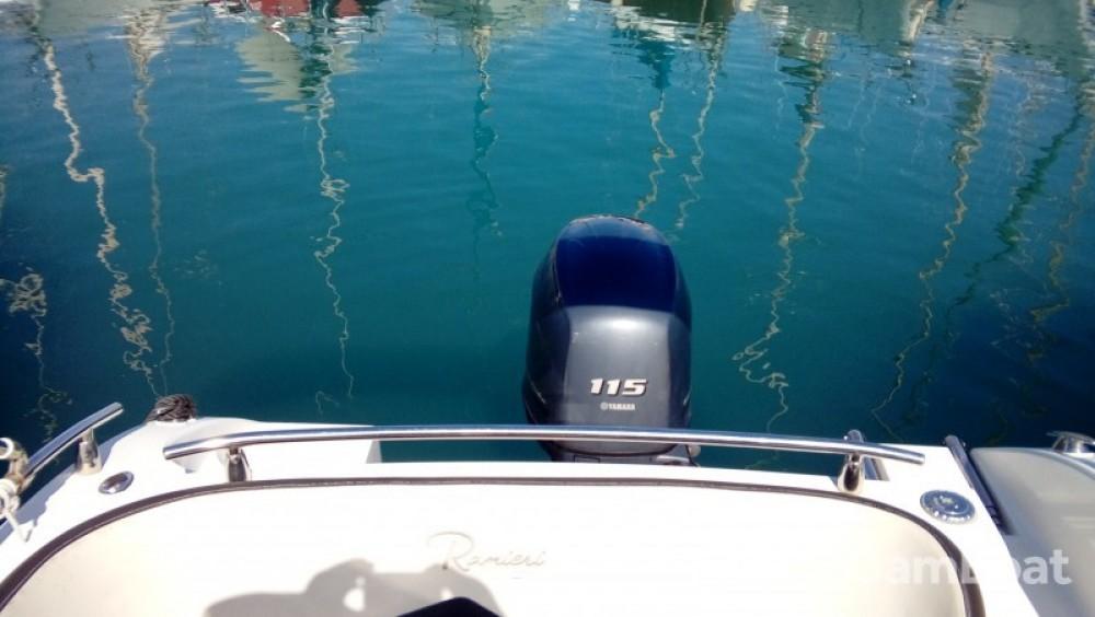 Bootsverleih Ranieri Shadow 20 Nice Samboat