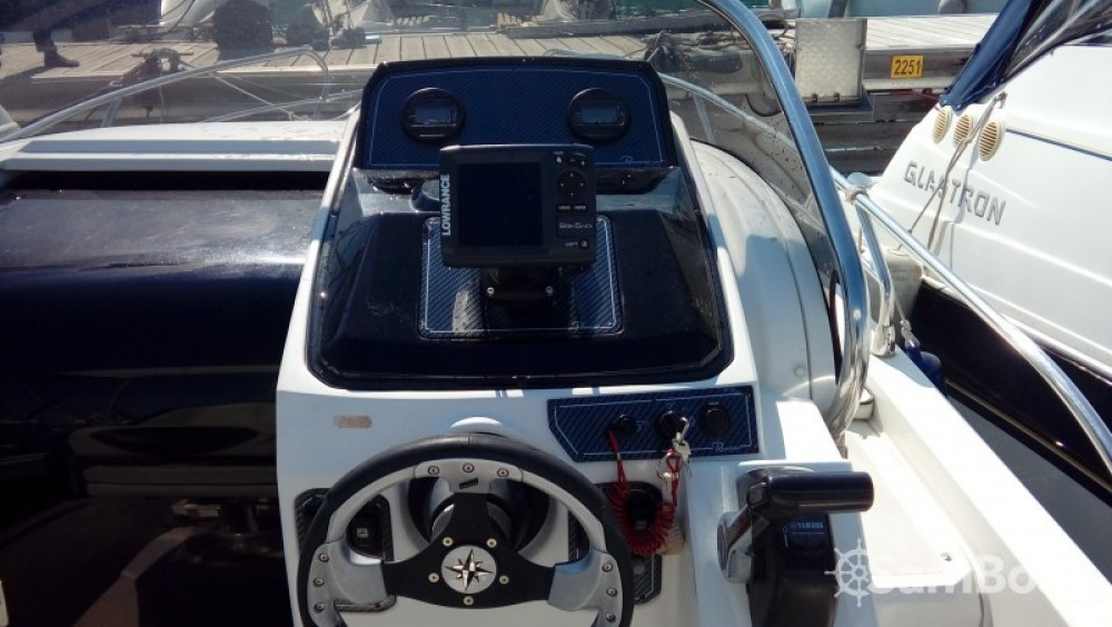 Motorboot mieten in Nice - Ranieri Shadow 20