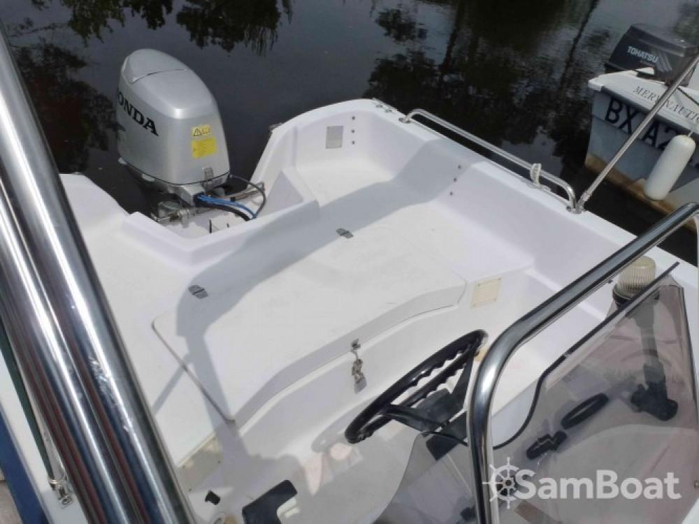 Motorboot mieten in  - Poseidon 510 Confort
