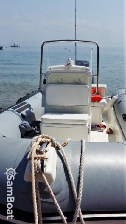 Yacht-Charter in Pornic - Zodiac Pro 12 Man auf SamBoat