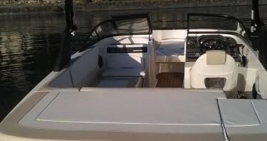 Motorboot mieten in Chens-sur-Léman - Bayliner VR5