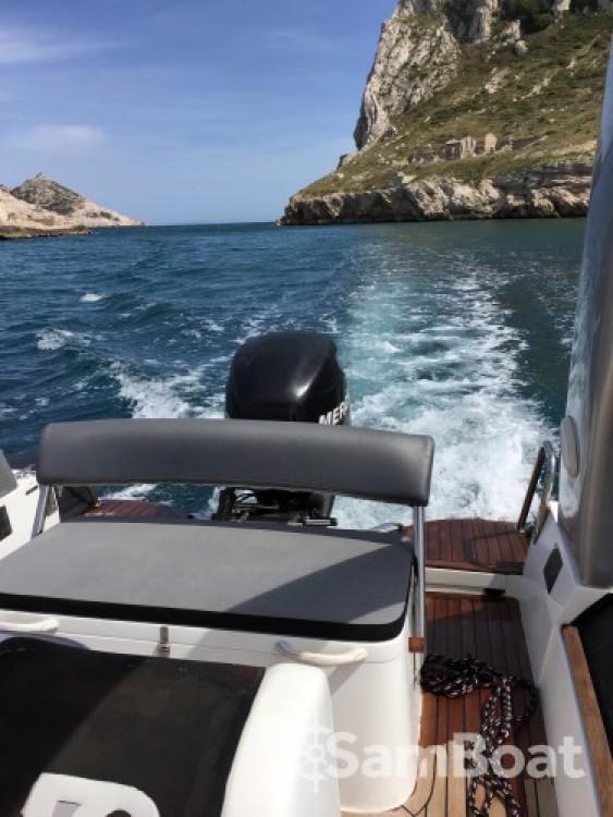 Yacht-Charter in Marseille - Ufo 6.90 auf SamBoat