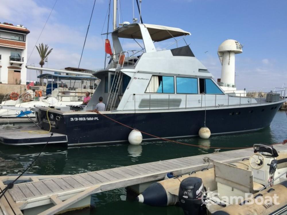 Ein Yacht-Cs Yacht mieten in Agadir