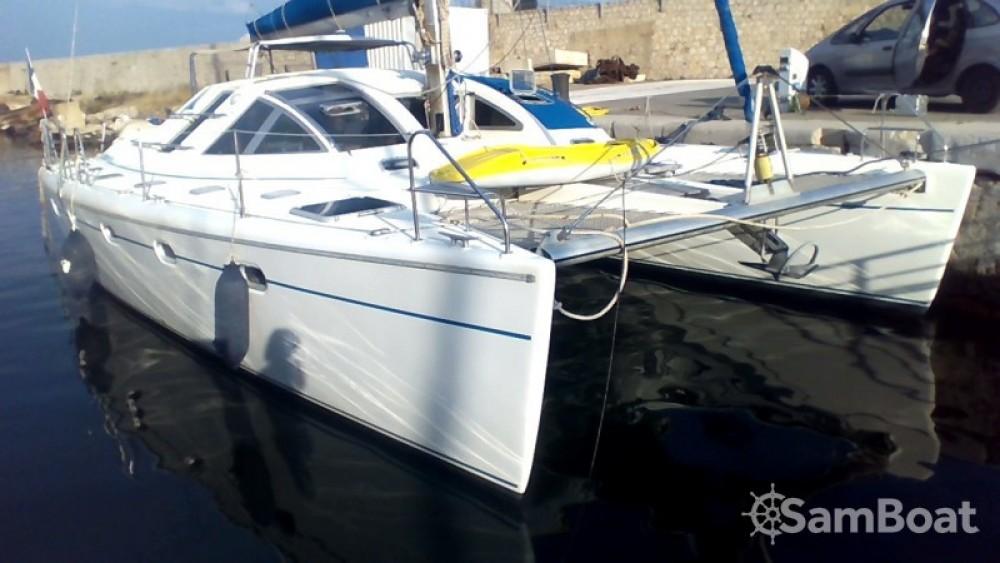 Katamaran mit oder ohne Skipper 8 pers mieten in Marseille