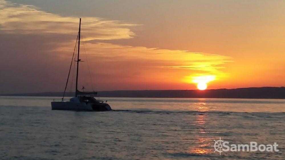 Bootsverleih 8 pers catamaran Marseille Samboat