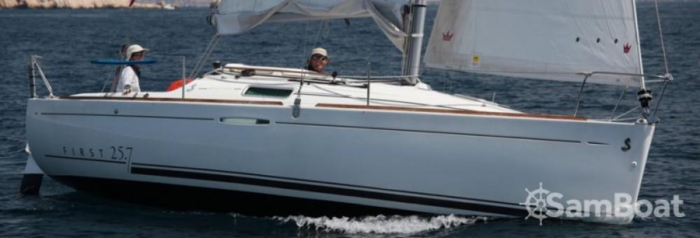 Bootsverleih Bénéteau First 25 S Arzon Samboat