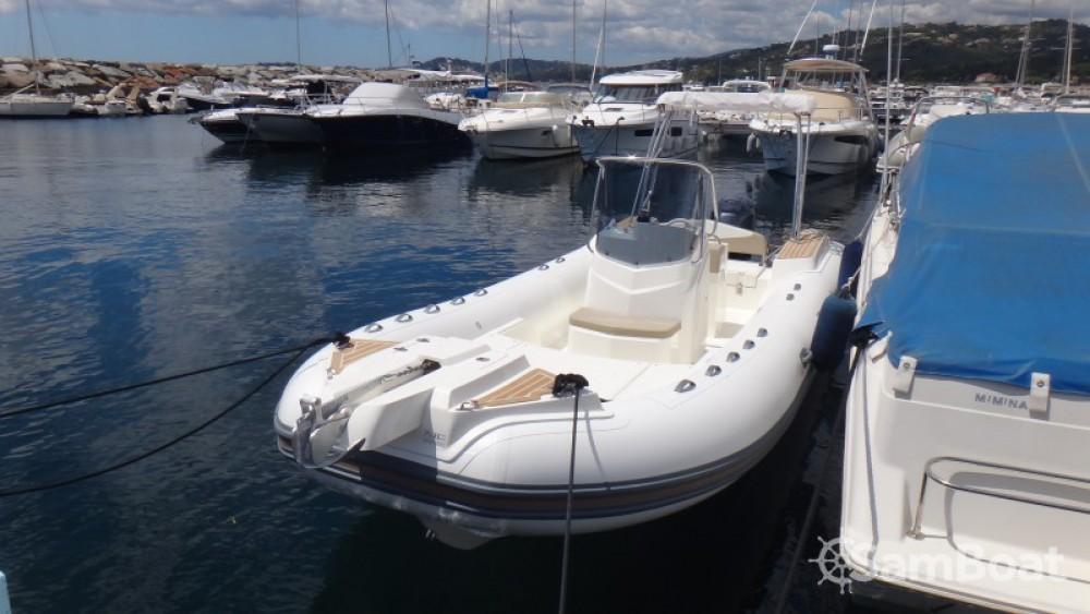 Yacht-Charter in Sainte-Maxime - Capelli Tempest 700 auf SamBoat
