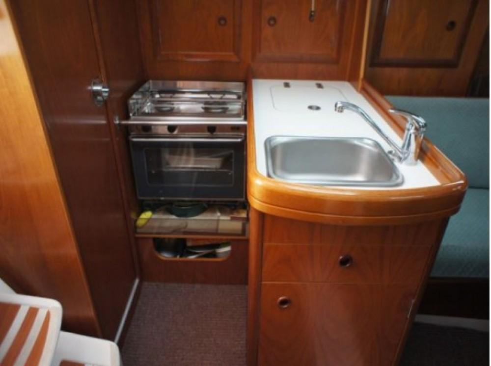 Segelboot mieten in Arzon - Bénéteau Oceanis 311 DL