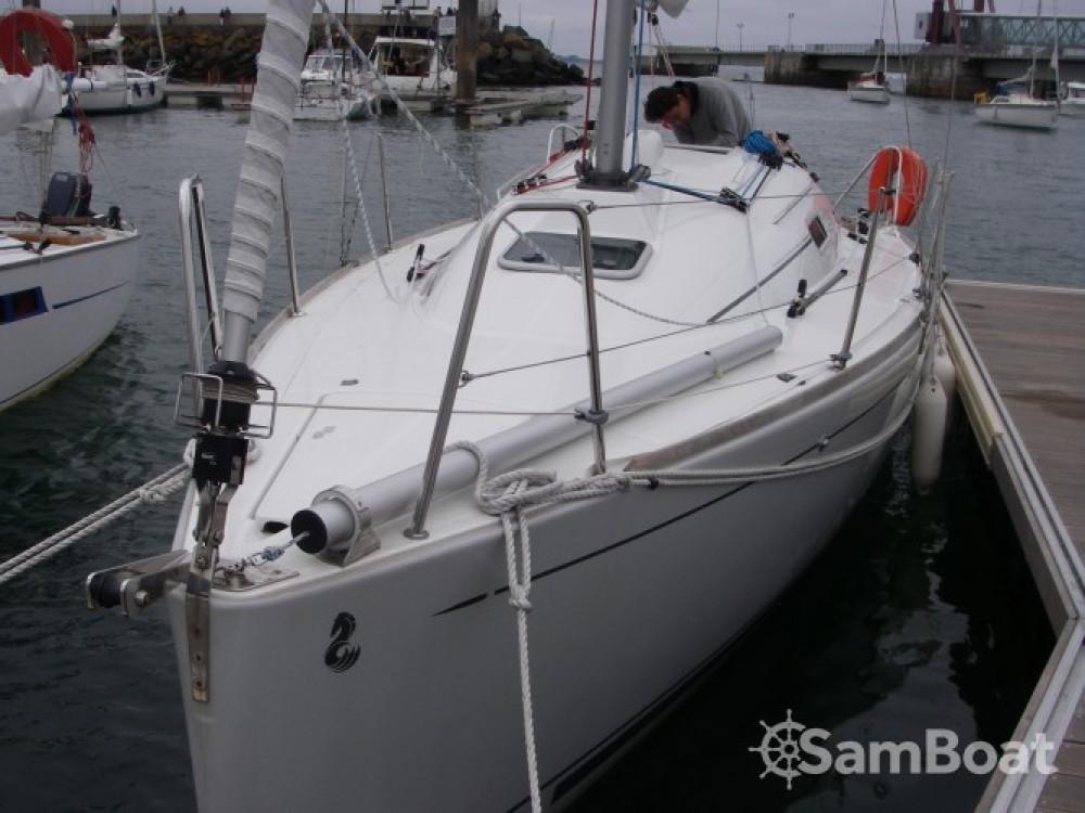 Segelboot mieten in Arzon - Bénéteau First 31.7