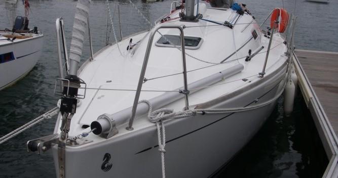Segelboot mit oder ohne Skipper Bénéteau mieten in Port du Crouesty