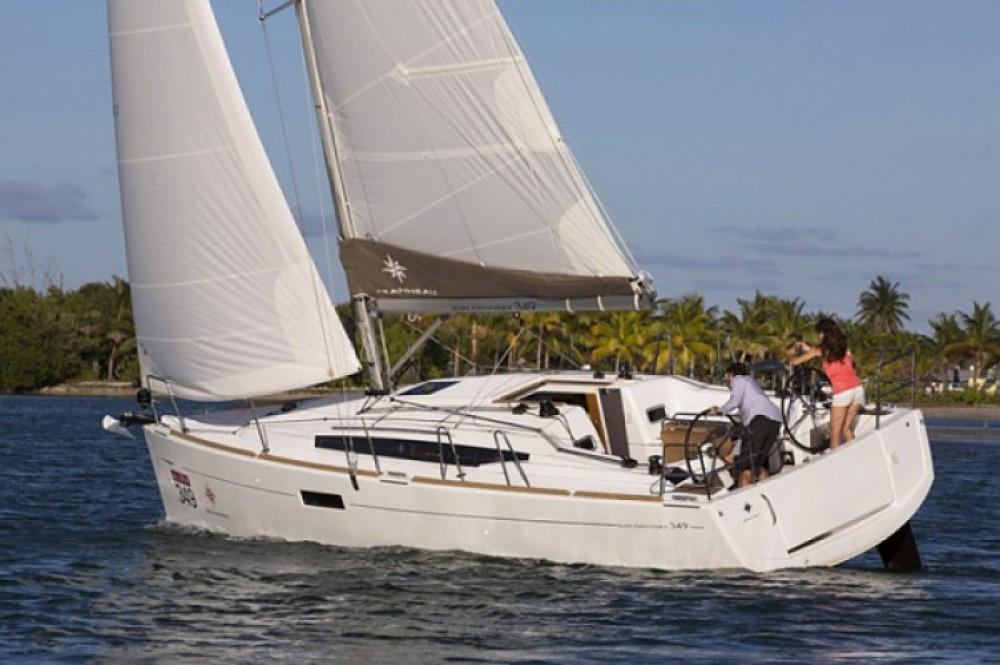 Bootsverleih Jeanneau Sun Odyssey 349 Arzon Samboat