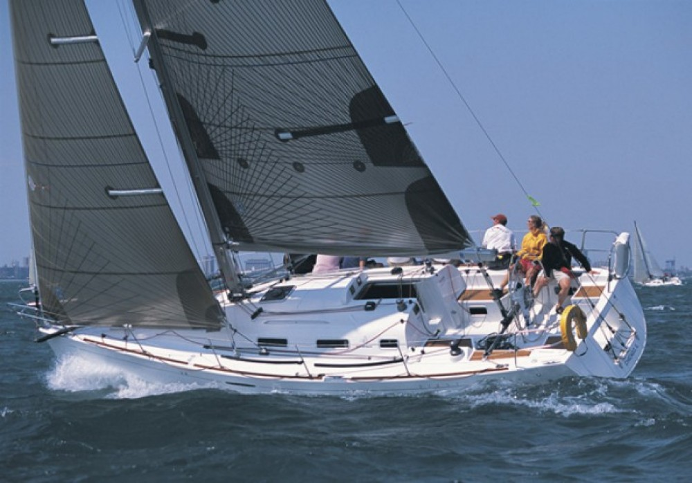 Yacht-Charter in Arzon - Bénéteau First 36.7 auf SamBoat