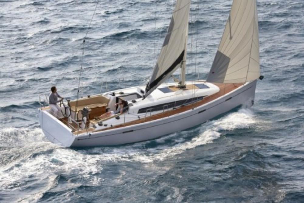 Segelboot mieten in Arzon - Delher 38