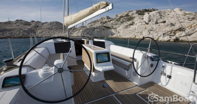 Yacht-Charter in Arzon - Dufour Dufour 410 auf SamBoat