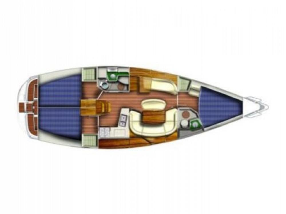 Yacht-Charter in Arzon - Jeanneau Sun Odyssey 40.3 Q auf SamBoat