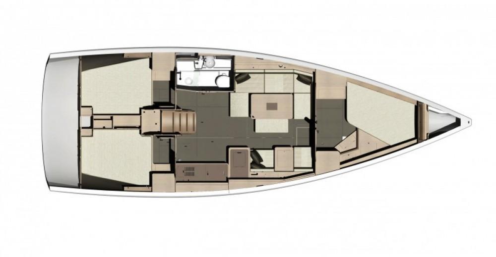 Bootsverleih Dufour Dufour 410 Arzon Samboat