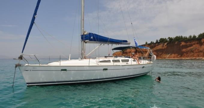 Jeanneau Sun Odyssey 40.3 Q zwischen Privatpersonen und professionellem Anbieter Port du Crouesty