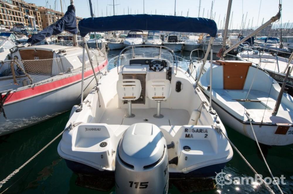 Yacht-Charter in Marseille - Jeanneau Cap Camarat 545 WA auf SamBoat