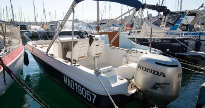 Yacht-Charter in Vieux-Port de Marseille - Jeanneau Cap Camarat 545 WA auf SamBoat