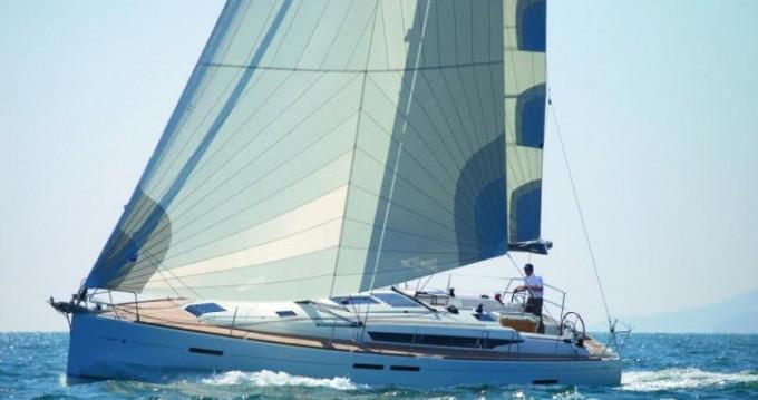 Segelboot mieten in Arzon - Jeanneau Sun Odyssey 449 Q