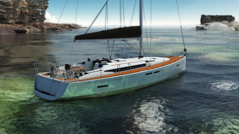 Yacht-Charter in Arzon - Jeanneau Sun Odyssey 439 Q auf SamBoat