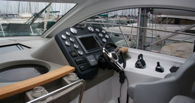 Motorboot mieten in Saint-Laurent-du-Var - Bénéteau Monte Carlo 42