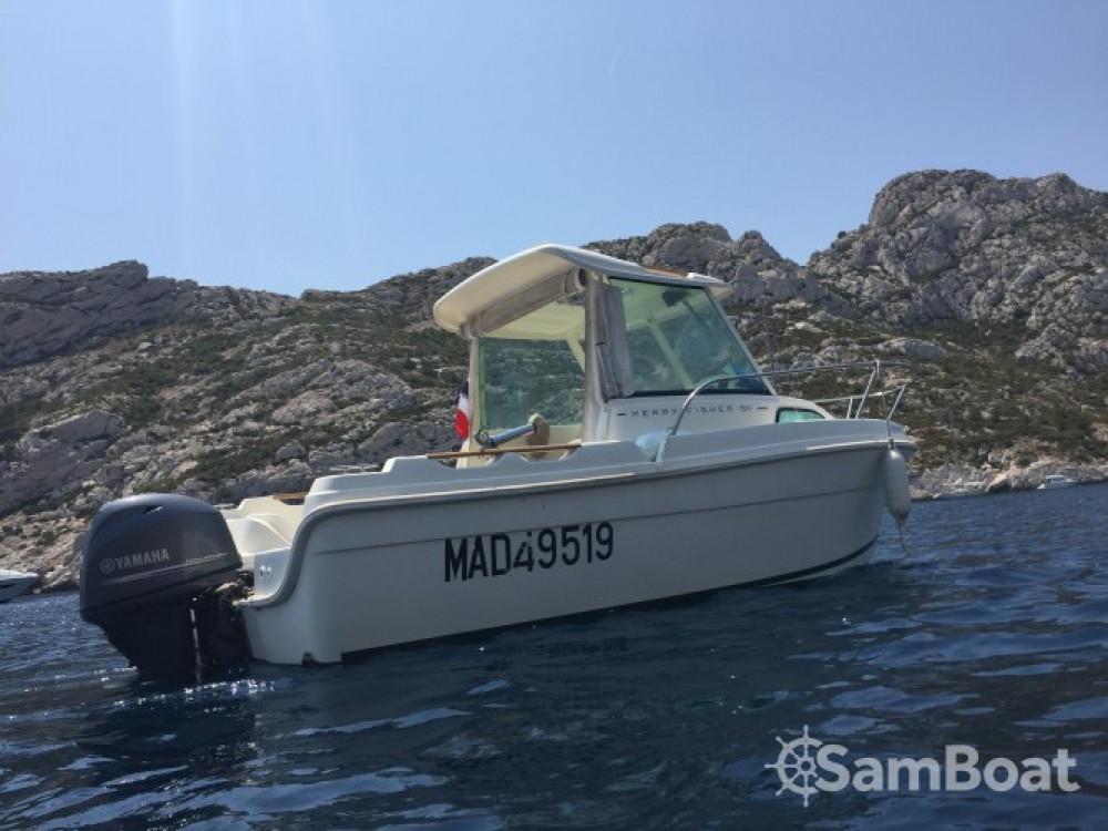 Bootsverleih Jeanneau Merry Fisher 530 Marseille Samboat