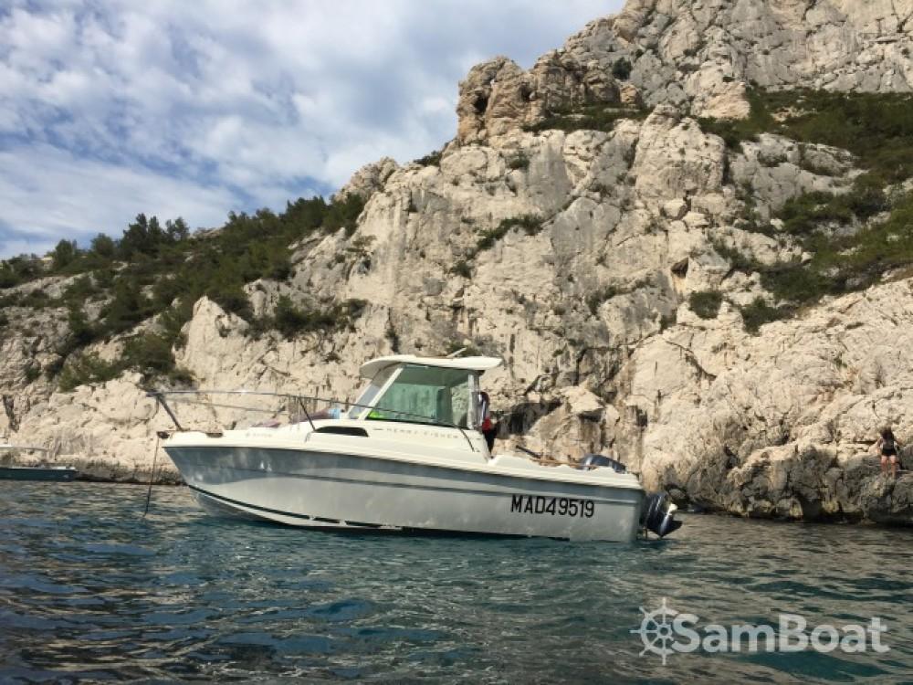 Motorboot mieten in Marseille - Jeanneau Merry Fisher 530
