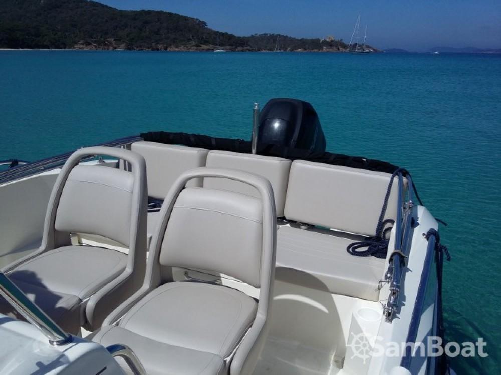 Motorboot mieten in Hyères - Quicksilver Activ 605 Open