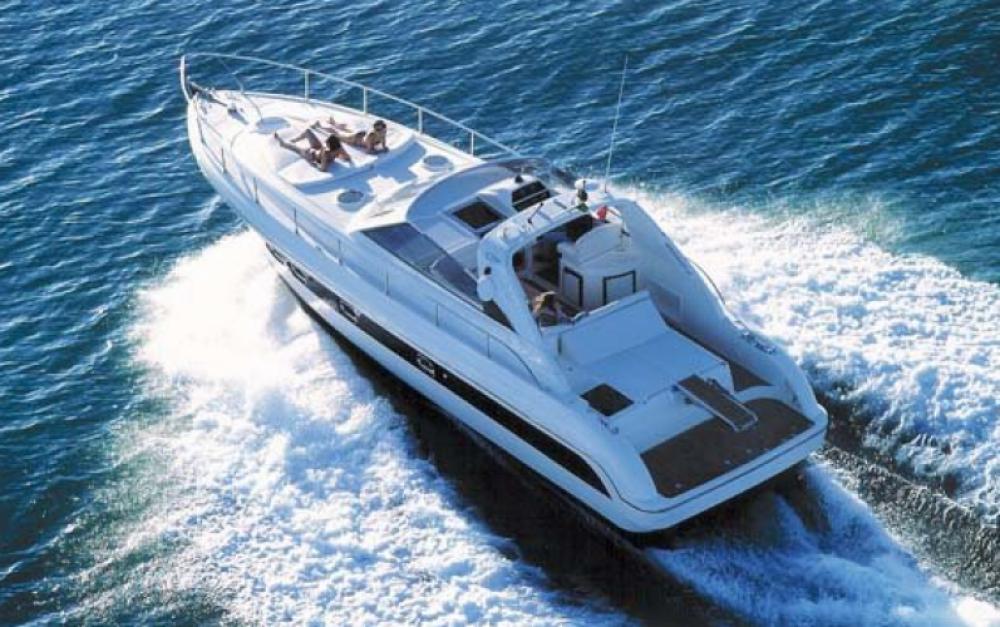 Motorboot mieten in Nizza zum besten Preis