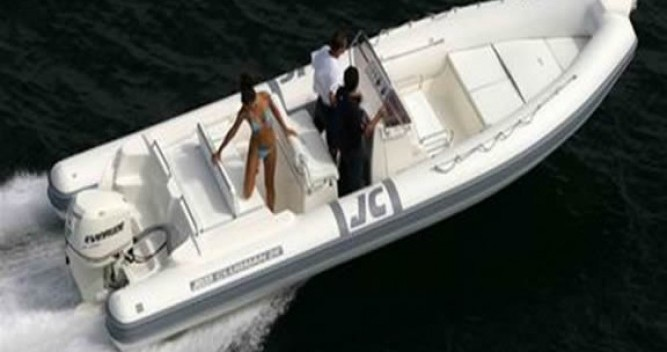 Schlauchboot mieten in Hyères - Joker Boat Clubman 26