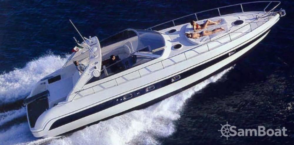 Yacht-Charter in Nizza - Gianetti 45 Sport auf SamBoat
