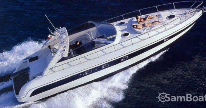 Yacht-Charter in Nice - Gianetti 45 Sport auf SamBoat