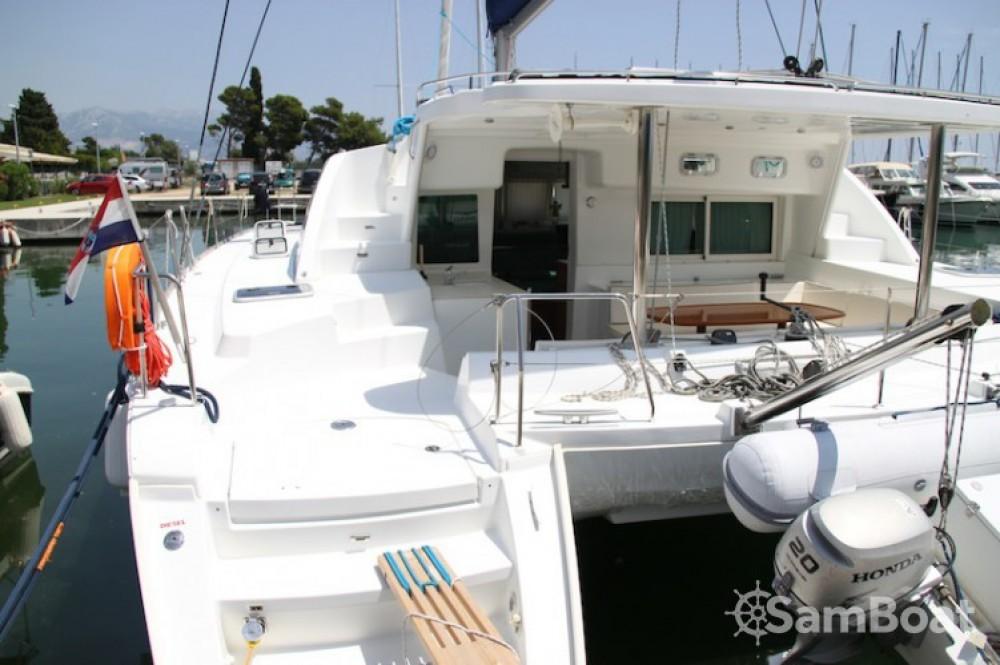 Katamaran mit oder ohne Skipper Lagoon mieten in Kaštel Gomilica