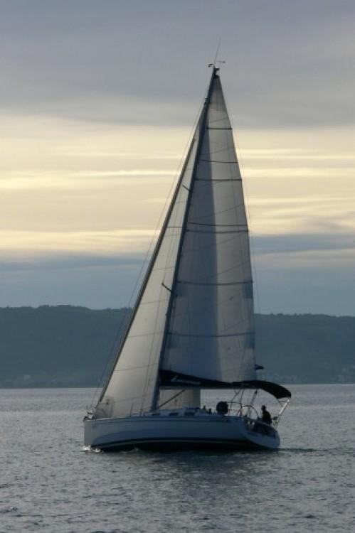Vermietung Segelboot Salona mit Führerschein