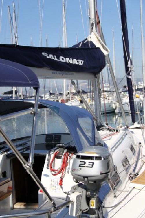 Bootsverleih Salona Salona 37 Kaštel Gomilica Samboat