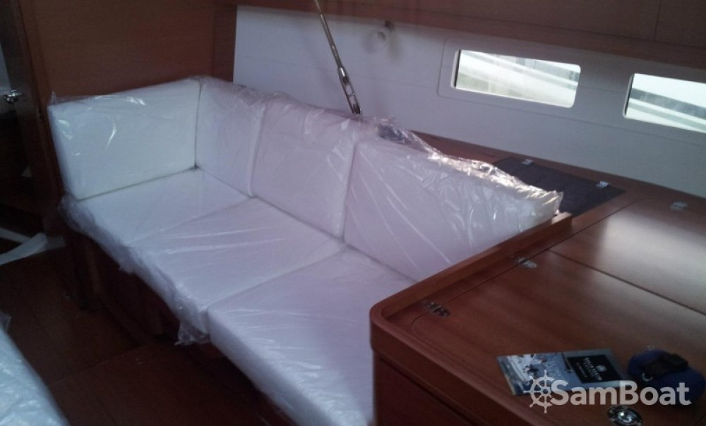 Segelboot mieten in Sizilien - Dufour Dufour 410 Grand Large