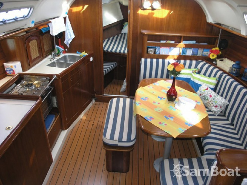 Segelboot mieten in Kalafationes - Bénéteau Oceanis 381
