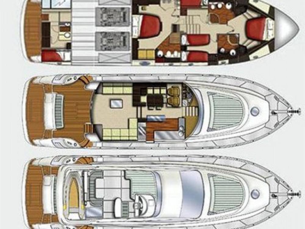 Yacht-Charter in Primošten - Aicon-64-Fly  auf SamBoat
