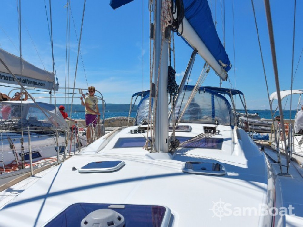 Bootsverleih Bénéteau Oceanis 43 Biograd na Moru Samboat