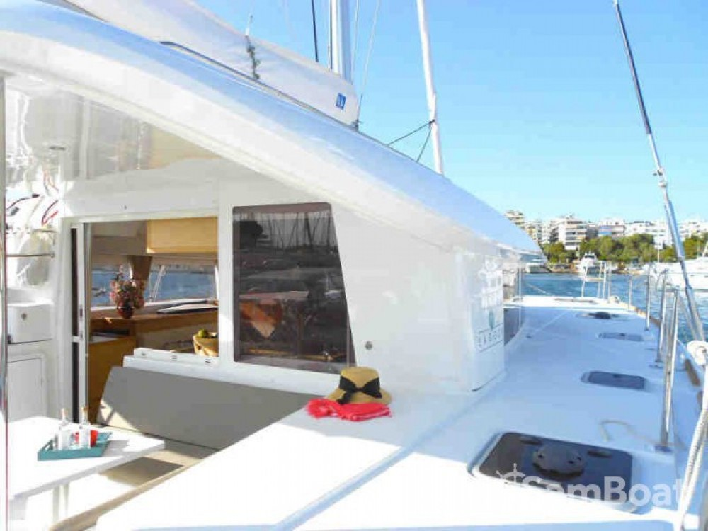 Yacht-Charter in Athens-Clarke County Unified Government - Lagoon Lagoon 400 S2 auf SamBoat
