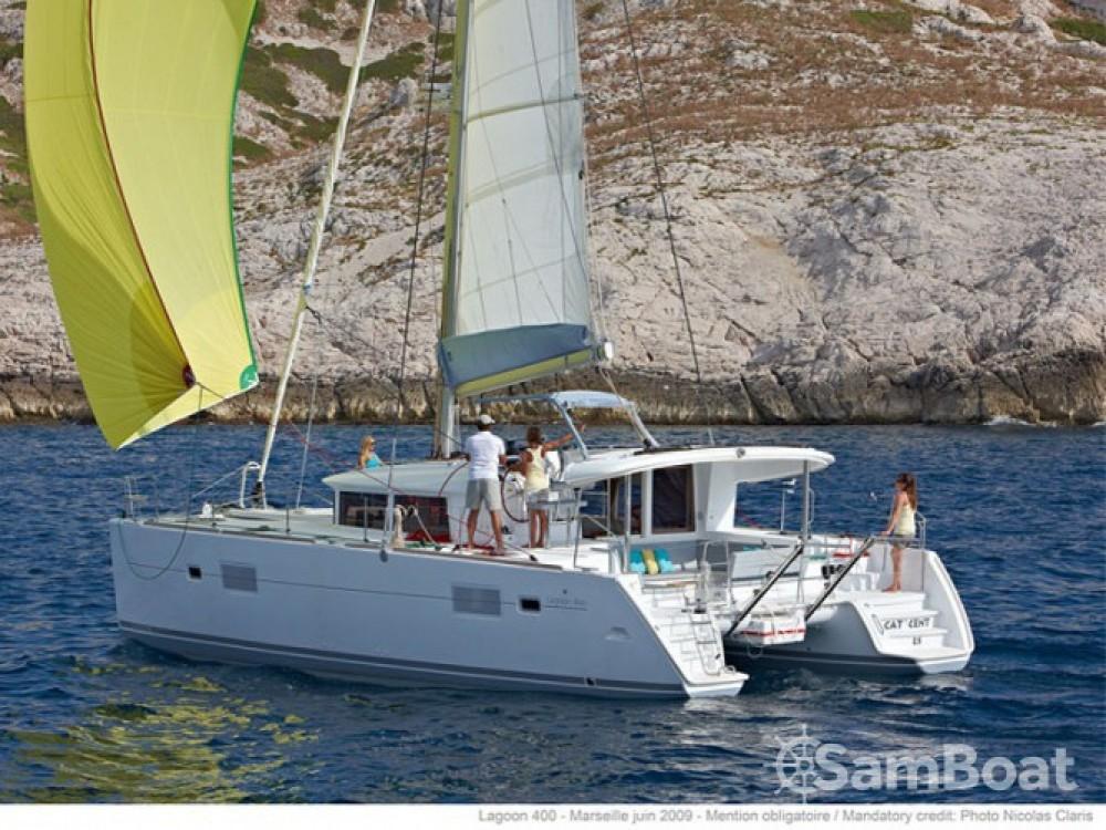 Bootsverleih Lagoon Lagoon 400 S2 Athens-Clarke County Unified Government Samboat